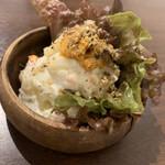 海鮮居酒屋 おさかな番長 - ポテトサラダ
