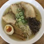 瀬戸内ラーメン 大島 - 『いりこラーメン   600円なり』