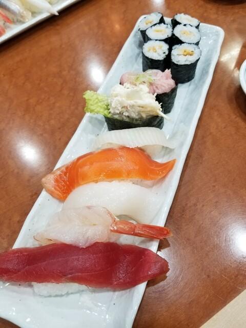 回転寿司 えりも岬 菊水元町店