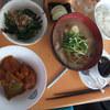 Santerasupanorama - 料理写真:おひょっくり定食
