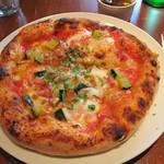 ピッツェリア ファリーナ - 人気と評価が定着した石窯焼きピザのお店です。