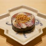 鮨 なんば - ☆鰯&茗荷&ガリ海苔巻き☆
