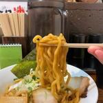 君 - 君@本郷三丁目 油そば・大盛 麺リフト