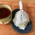 五條堂 - フルーツパフェ大福 「鴻池花火」
