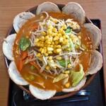 いけやす - 料理写真:辛口野菜みそチャーシュー