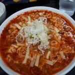 129947131 - カレータンタン麺セットのカレータンタン麺