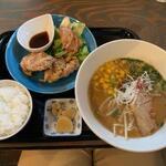 ピッグボーン - 味噌ラーメン定食