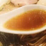 129948971 - 生醤油スープ