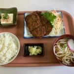 お好焼まきちゃん - 料理写真:じゃこ天定食