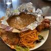 レストハウスポプラ - 料理写真:まんぷく定食 1817円 上空より