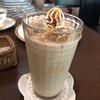 カフェ・アユ - ドリンク写真:アイスカフェオレ