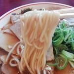 129954238 - 中細ストレート麺