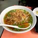 129955675 - 定食の台湾ラーメン