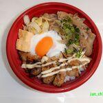 五反田 肉寿司 - (2020年04月)