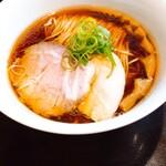 129958120 - 醤油らぁ麺