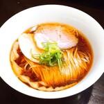 129958123 - 醤油らぁ麺