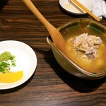 沖縄料理 みやぎや - 茶漬け