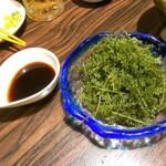 沖縄料理 みやぎや - 海ぶどう