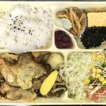 129965271 - 生牡蠣のバター焼き(冬季限定)1850円