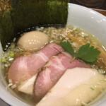 中華そばムタヒロ - 特製鶏そば 塩