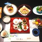 志太豊 - 会席コース料理一例