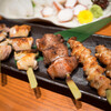 みやこ鮨 - 料理写真:串焼き