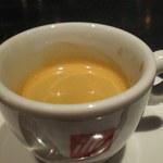 オルティージャ - espresso