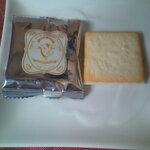 東京ミルクチーズ工場 - 蜂蜜&ゴルゴンゾーラ