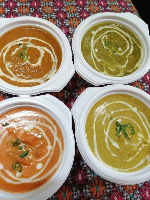 インド料理 マナカマナ 国立店の料理の写真