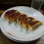 亀戸ぎょうざ - 餃子2