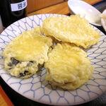 大将うどん - 野菜天(100円)