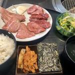 松牛 - 料理写真:松ランチ