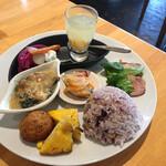 ヤマダ カフェ - 料理写真: