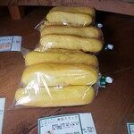 天然酵母パン モネラ - 料理写真:南瓜スティックを購入