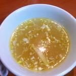 維新 - スープは鰹風味