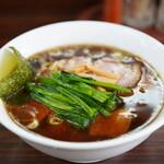 中華料理 天王 - 料理写真:生姜醤油ラーメン