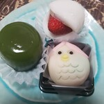 御菓子司 福岡屋  -