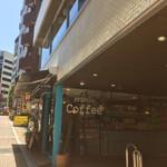 バン コーヒー バイロン ベイ - 店舗外観