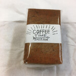 バン コーヒー バイロン ベイ - おばあちゃんのコーヒーケーキ 包装時