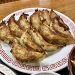 廣苑 - 小定食 餃子10個(サービス⁈11個)