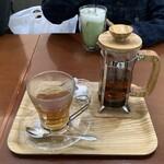トリックスター コーヒー - 紅茶 \490