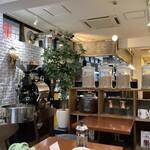 トリックスター コーヒー - 店内