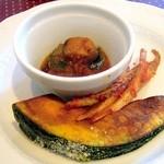 ビランチャ - 料理写真:Aランチの前菜