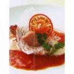 derishasukicchinemonderu - 車海老のカニ蒸し煮のトマトムース