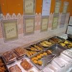 福亭 - 惣菜コーナー。