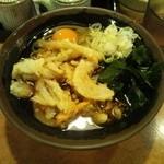 13000994 - 天玉蕎麦(420円)