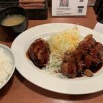 大阪トンテキ - トントンセット