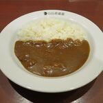 カレーハウス CoCo壱番屋 - 料理写真:ビーフカレー(ライス200g、1辛、611円)