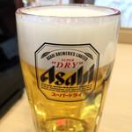 ガスト - スーパードライ(クーポン)税別200円