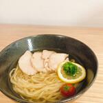タシマキッチン - 平打ち麺×冷やしかけ出汁